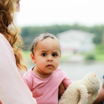 Familieshoot met Sharona, Angelo en Djez-lin