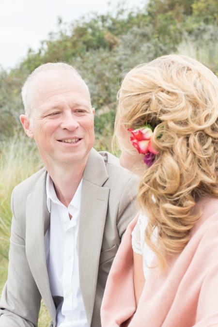 Huwelijk Bruiloft Judith en Edu Terschelling Semper Lumen fotoreportage fotograaf Almere