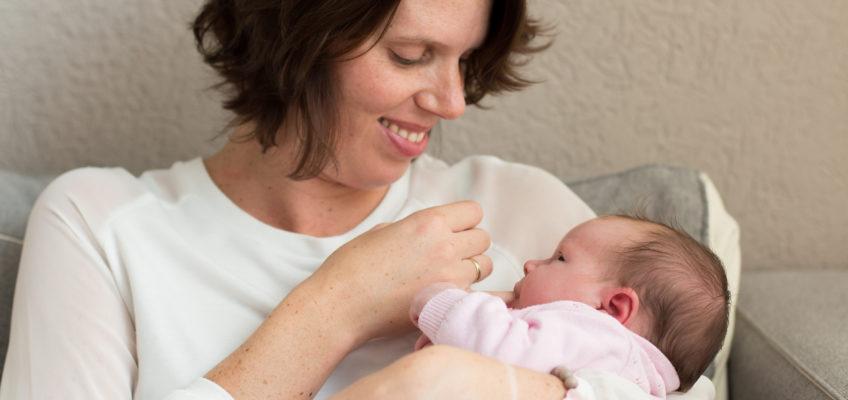 Newbornsessie Fenna!