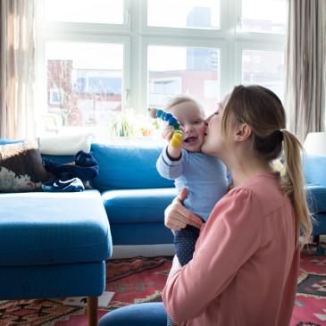 Beveiligd: Newbornshoot in Amsterdam!